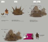 The Dark Owl - Smoke Impact model sheet