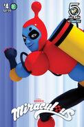 Comic 4 Cover 1