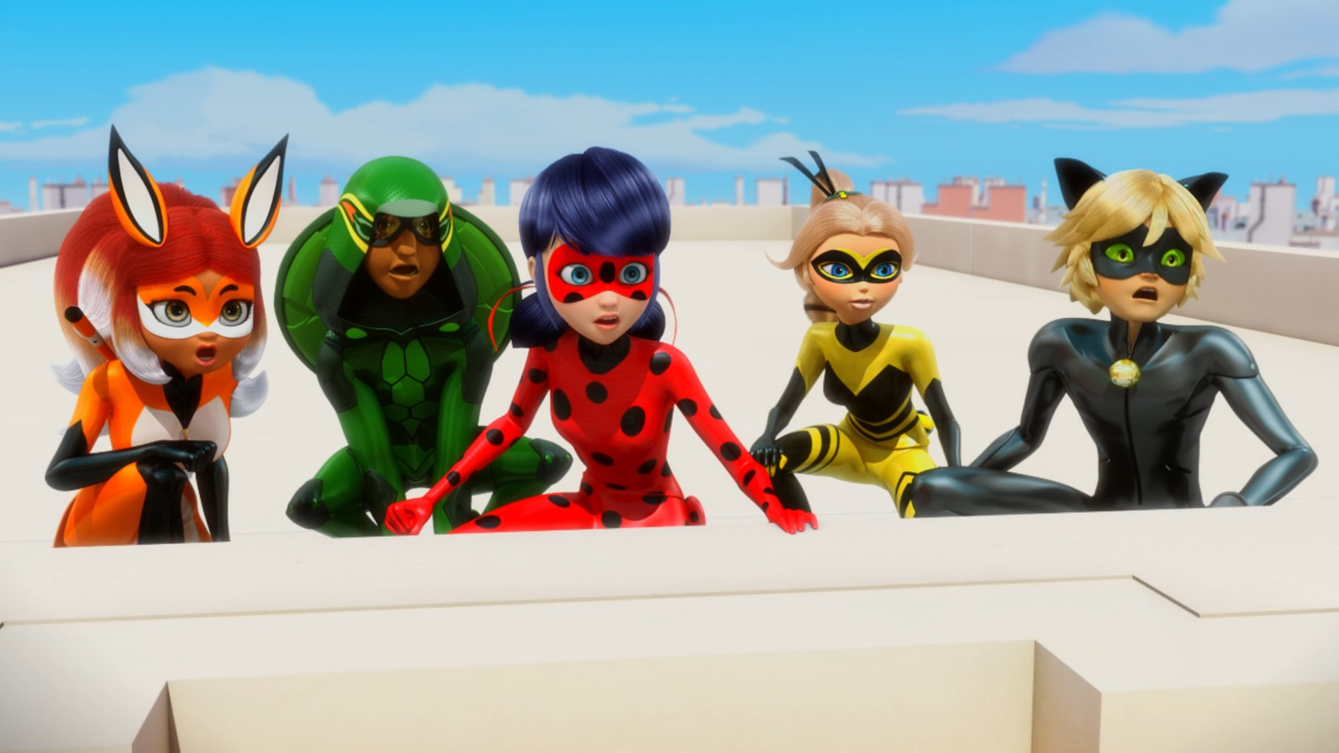 miraculous tales of ladybug & cat noir season 1 episode 13 english