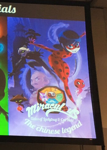 Specials Miraculous Ladybug Wiki Fandom Powered By Wikia