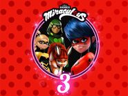 Miraculous - Season 3 Poster