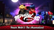 MIRACULOUS SECRETS 🐞 HAWK MOTH & THE AKUMATIZED 🐞 Tales of Ladybug and Cat Noir