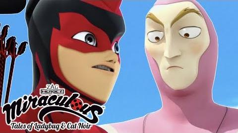 Miraculous Ladybug 🐞 Villains - Dark Cupid VS Mr