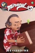 Comic 25 Cover B