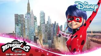 MIRACULOUS WORLD ⭐ New-York, les héros unis - Teaser 2 🗽 Le 26 Septembre à 9h20 sur Disney Channel
