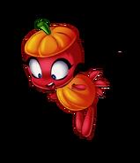 Tikki Pumpkin drawing 2