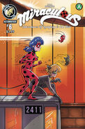 Miraculous Adventures Issue 6 Cover A