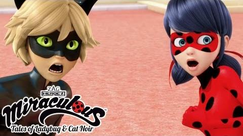 Miraculous Ladybug 🐞 Favourite Scenes 🐞 Ladybug and Cat Noir Animation