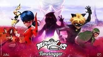 MIRACULOUS 🐞 TIMETAGGER - OFFICIAL TRAILER 🐞 Tales of Ladybug and Cat Noir