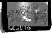 Marinette's Room Inside Concept Art