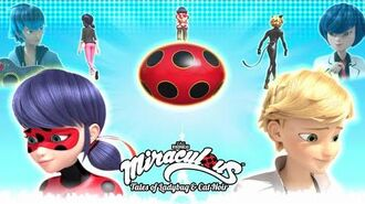 MIRACULOUS 🐞 MIRACLE QUEEN - Final scene🐞 Tales of Ladybug and Cat Noir-0