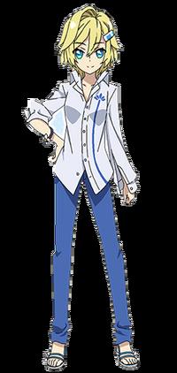 Mizuki fullbody