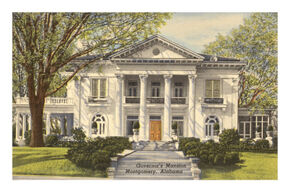 Governor-s-mansion-montgomery-alabama