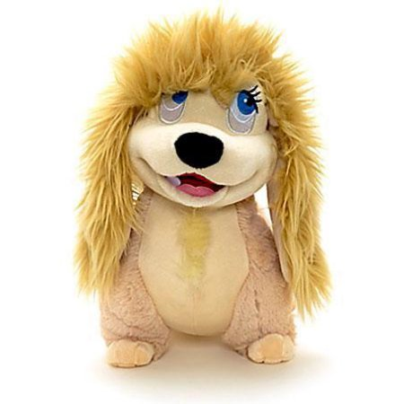 Plush Stuffed Animals Lady And The Tramp Wiki Fandom
