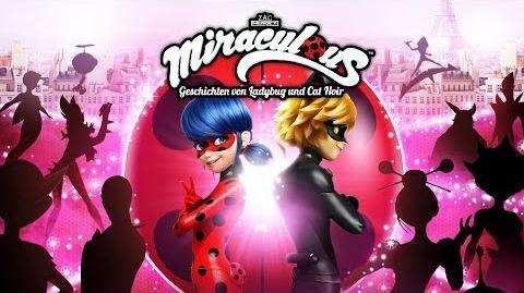 MIRACULOUS 🐞 Staffel 2 - Offizieller Trailer 🐞 Geschichten von Ladybug und Cat Noir