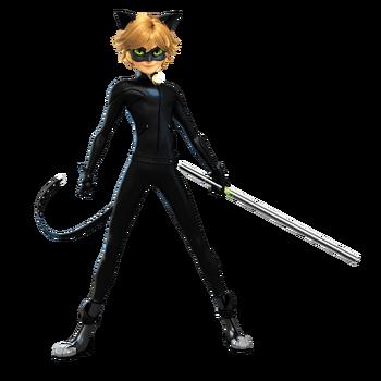 Cat Noir Ganz