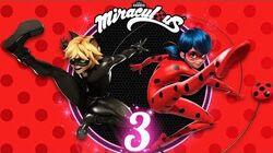 MIRACULOUS 🐞 STAFFEL 3 - TRAILER 🐞 Geschichten von Ladybug und Cat Noir