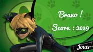 Mission Chat Noir Score
