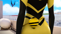 Bee Miraculous' Spinning top