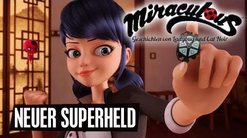 MIRACULOUS - Clip Neuer Superheld Disney Channel