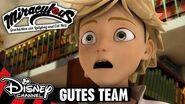 MIRACULOUS - Clip Gutes Team Disney Channel 🐞🐱