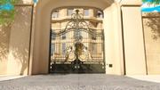 Ворота в особняк