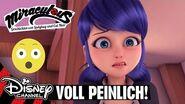 MIRACULOUS - Clip Voll Peinlich Disney Channel
