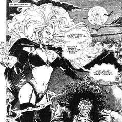Lady Death and Evil Ernie