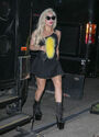 5-15-13 Leaving Versace Fashion Show 002
