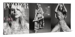 Porter magazine Issue No. 2 Gatefold