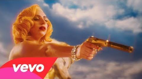 Lady Gaga - Aura (Lyric Video)
