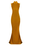 Concepto - ''Maissoun'' velvet dress