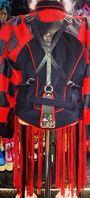 Dog - Leather jacket 002