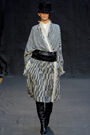 Hermès Fall Winter 2012 serape shawl