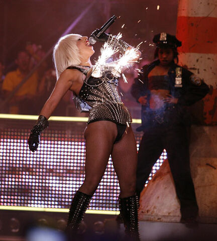 File:Lady Gaga sparkling boobs top.jpg