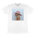 Superbowl Merch Joanne Cover White Tee
