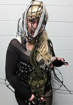 The Born This Way Ball Monster pit key holder 2-8-13