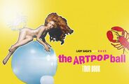 ArtRAVE Tour Book by Ruth Hogben