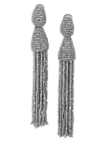 File:Oscar De La Renta - Tassel earrings.jpg