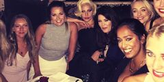 8-24-15 At Pump Restaurant in West Hollywood 001