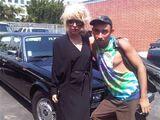Lady Gaga & Nicola Formichetti