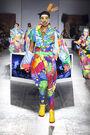 Kansai Yamamoto - ''Fashion In Motion'' 2013 Collection 003