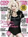 Cosmopolitan Latvia April 2010 cover