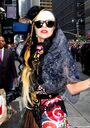 5-23-11 Arriving at Late Show with David Letterman in NYC 002