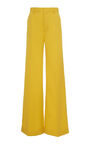 Marc Jacobs - High rise wide leg wool trousers