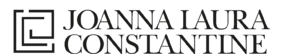 Joanna Laura Constantine logo wordmark