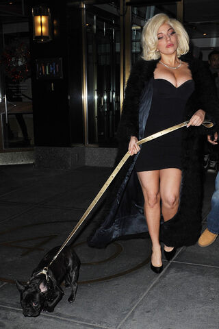 File:12-19-14 Leaving her apartment in NYC 001.JPG