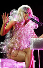 LadyGaga-Bubble-Dress