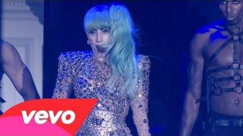 Born This Way (Gaga Live Sydney Monster Hall)