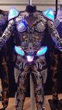 Asher Levine - Custom Sci-Fi circuit suit board 002